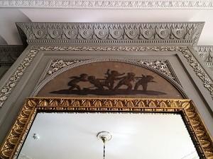 schilderstuk Huis Barnaart